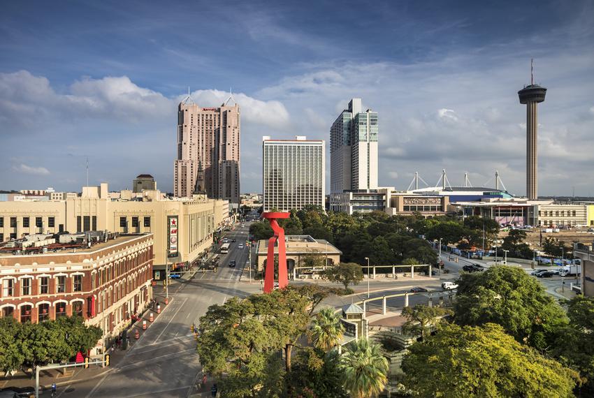 San Antonio, Texas Office Opens