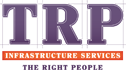 TRP Infrastructure – The Right People Logo